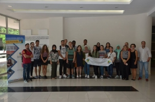 'Orientation Program for International Students', organized by the International Relations Office, took place on the 5th October at Alanya HEP University.